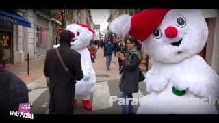 preview picture of video 'Noël 2014 à Agen'
