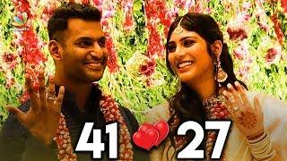 41 year old Vishal Marries 27 year old Anisha Reddy | Hot Cinema News | Celebrity Wedding