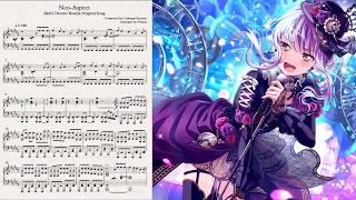 Neo Aspect (BanG Dream! Roselia) - Full Piano Sheets