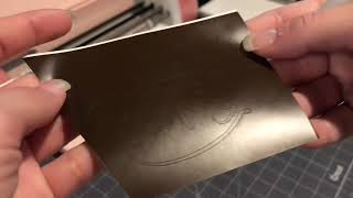 Cutting and Applying Vinyl to A Mug Using Cricut