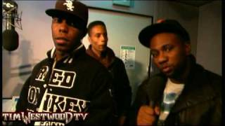 Dizzee Rascal & Newham Generals freestyle Part 1 - Westwood