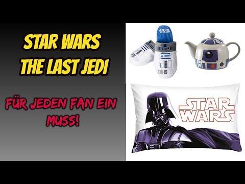 Das coolste Star Wars Merchandise - Der letzte Jedi