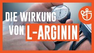 L Arginin Wirkung - bei Potenz und Blutdruck Problemen