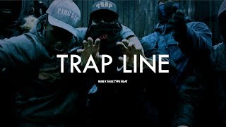 """Russ x Taze Type Beat """"Trap Line""""   UK Drill Instrumental 2018 [Prod. By Hargo X Foreign Kash]"""