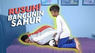 Video KOCAK! Tipe-Tipe Bangunin Sahur 11 Anak Gen Halilintar MP3, 3GP, MP4, WEBM, AVI, FLV September 2019