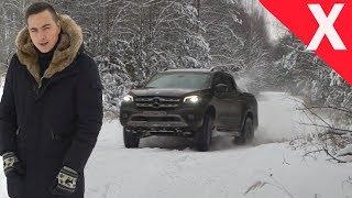СПАСИБО, ЧТО НЕ 15 млн! Mercedes X 350 дизель - Самый ДОРОГОЙ ПИКАП на рынке
