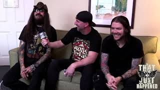 Saliva - Live Interview