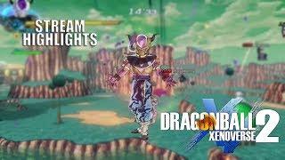 DragonBall Xenoverse 2 LIVESTREAM (RECAP):PT 1