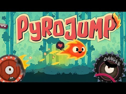 Pyro Jump gameplay Thumbnail