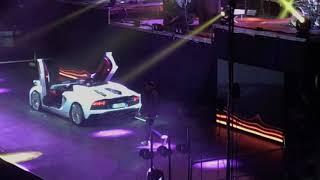 CALIPSO LIVE   SFERA EBBASTA Feat. MAHMOOD & FABRI FIBRA Prod. Charlie Charles (forum Milano)