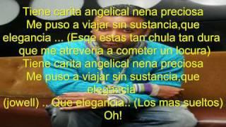 Fuera Del Planeta Remix - Jowell & Randy Ft. Eloy , Zion [Letra]