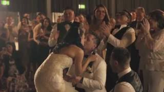 Bride Sings Songbird - Eva Cassidy to Groom