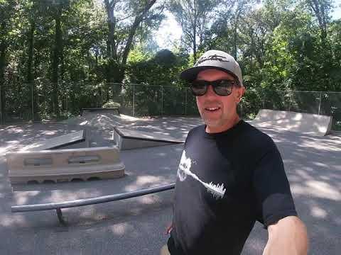 Skatepark Reviews Episode 1. Truxton Park. Annapolis, Maryland