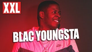 Blac Youngsta Wants to Be the Greatest Entertainer in the World
