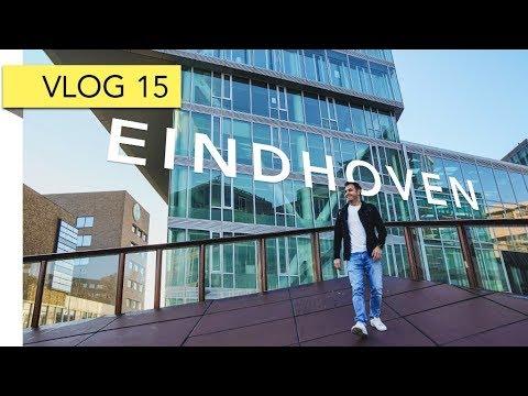 Эйндховен. Впервые в Нидерландах. VLOG #15