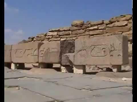 Загадки древнего Египта. Технологии богов видео