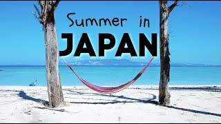 The BEST Summer Destinations in Japan!