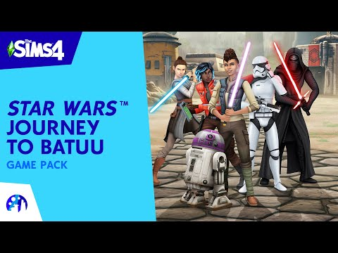Voyage sur Batuu de Les Sims 4 Star Wars : Voyage sur Batuu