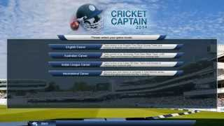 Видео Cricket Captain 2014