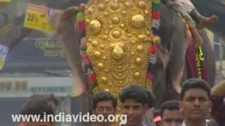 Pattambi nercha - the Pattambi mosque festival