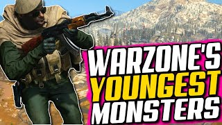 I Played A Game Of Warzone With A 10 & 12 Year Old & This Happened...