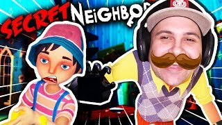 I GET TO *PLAY* AS THE NEIGHBOR!? (This is so fun!) | Secret Neighbor