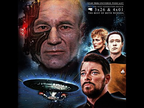 """'Picard' Primer - """"The Best of Both Worlds"""" (TNG 3x26 & 4x01) Review"""
