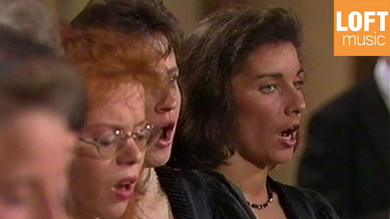 Guttenberg dirige la Pasión según San Mateo de Bach