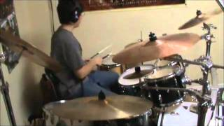 Alanis Morissette - Citizen of the Planet Drum Cover (Corayinthehouse)