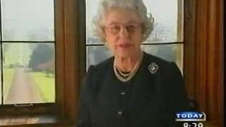 The Queen's Speech Following Her Mother's Death