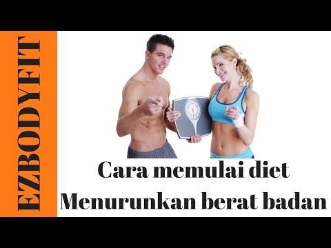 Cara menurunkan berat badan dari bahu