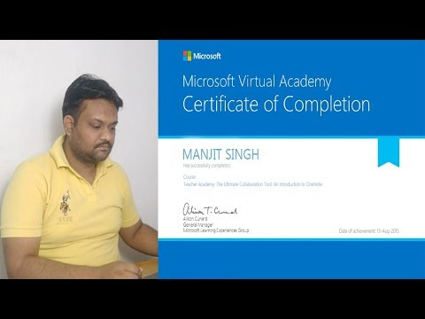 Get FREE Microsoft Training and Certificate from Microsoft Academy ...