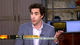 Sacha Baron Cohen as Sacha Baron Cohen