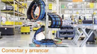 Fábrica IGUS - Sistemas confeccionados readychain®