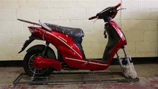 Daymak Eagle Deluxe 84V Ebike Features - Daymak