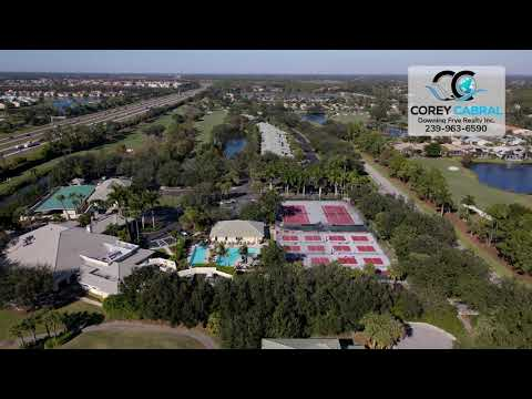 Cypress Woods Golf & Country Club Naples FL 360 view Real Estate Homes & Condos