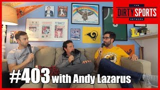 The Lost Episode with Andy Lazarus