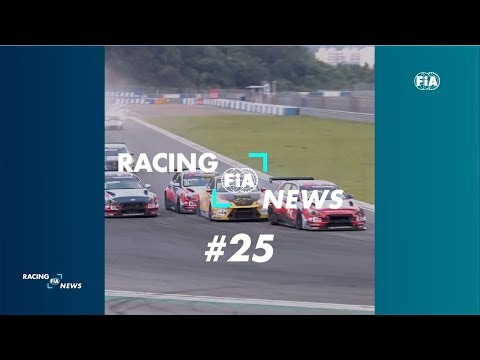 FIA Racing News #25