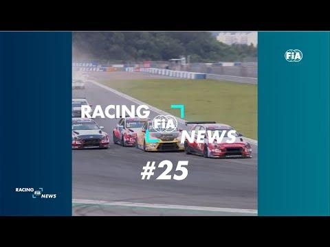 FIA Racing News #25