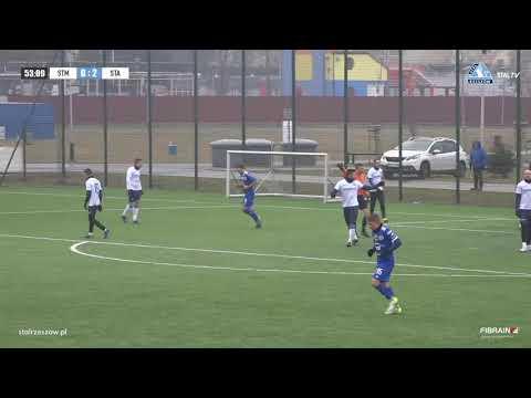 WIDEO: PGE Stal Mielec - Stal Rzeszów 1-3 [SKRÓT MECZU]