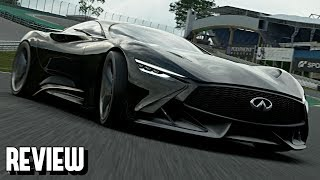 GT SPORT - Infiniti Vision GT REVIEW