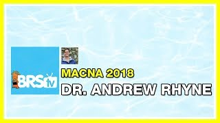 Dr. Andrew Rhyne: Poisoned Reefs, 50yrs of Cyanide Fishing | MACNA 2018