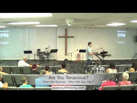 Are You Tenacious?
