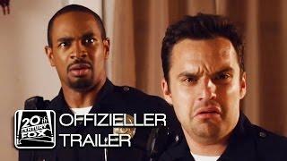 Let's be Cops - Die Party Bullen Film Trailer