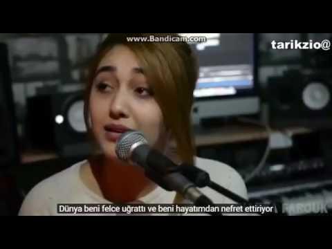Harika Arapça Slow Şarkı - Necvâ Fâruk- Mevcu' Galbî - موجوع قلبي ( Türkçe Altyazlı ) mp3 yukle - mp3.DINAMIK.az