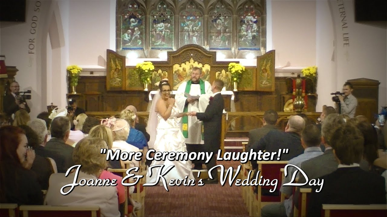 Joanne & Kevins Wedding: More Ceremony Laughter! Teaser Video #3