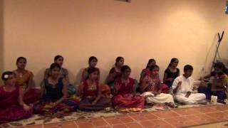 Sarasaksha - Ragam - Panthuvarali - Thalam - Adi