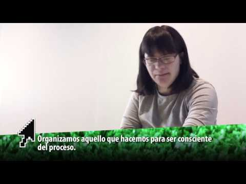 Ver vídeoSíndrome de Down: Festa de la lletra