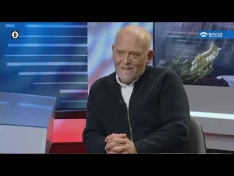 Συνάντηση με τον Στέλιο Παρλιάρο  (Μέρος β!)  (01/12/2019)