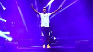 Steph Curry dances and dazzles in Manila return